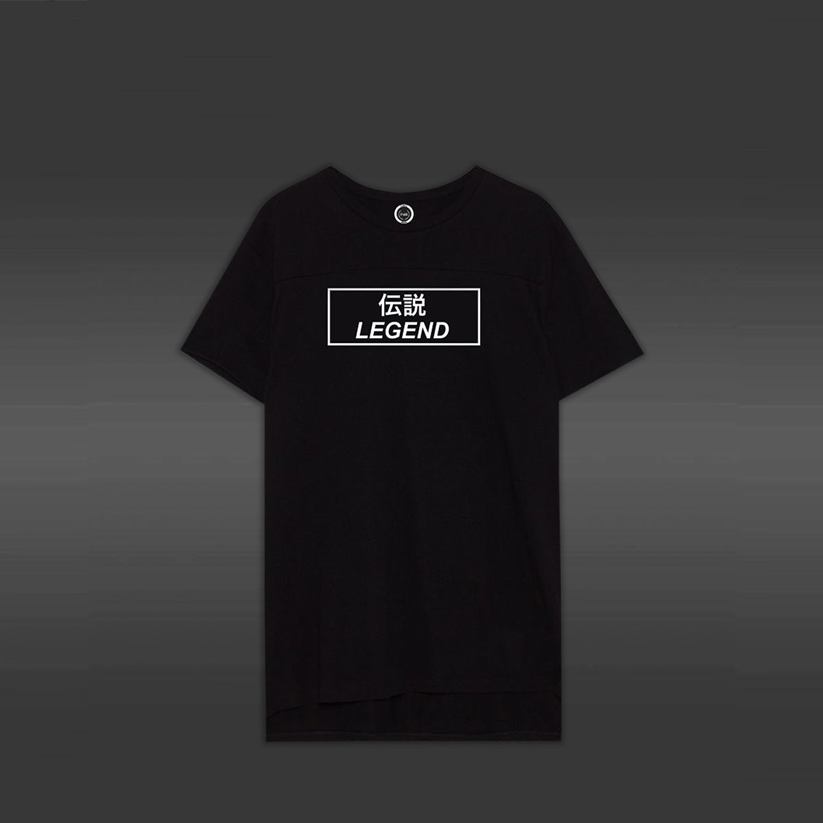 Legend T-shirt - Black