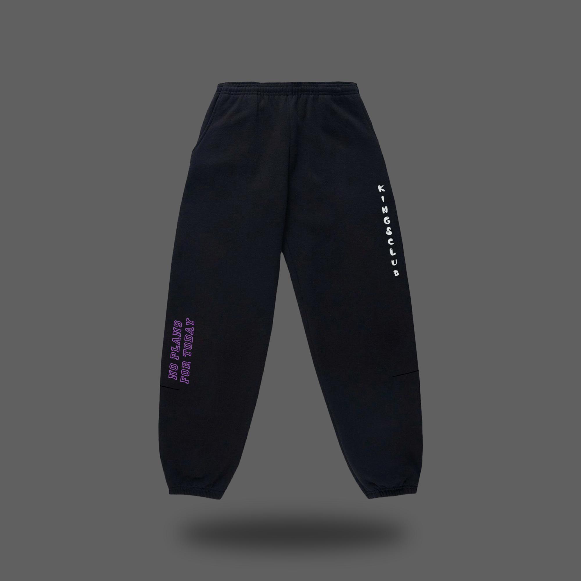 Kings Club Sweatpants - Black