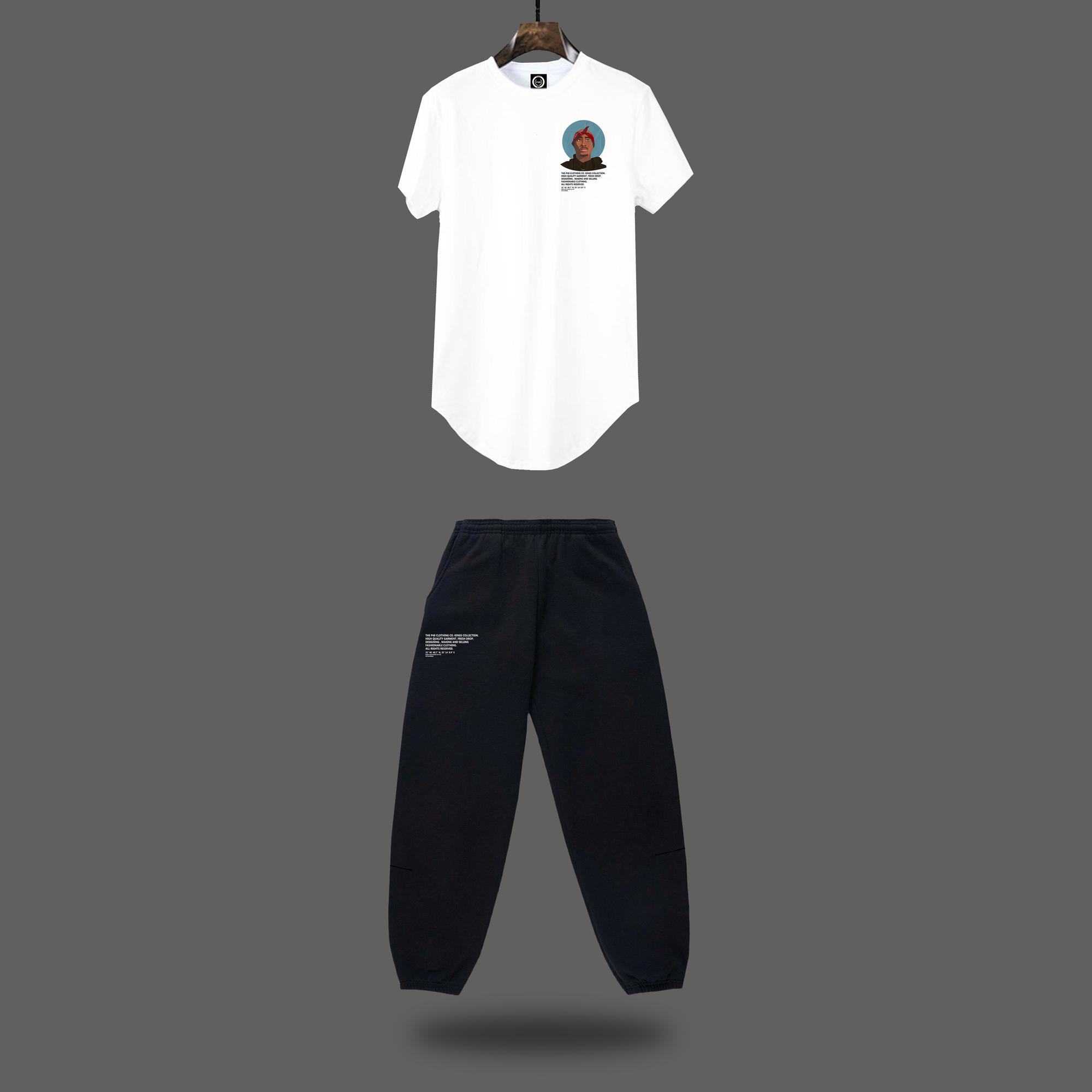 2pac set - Black & White