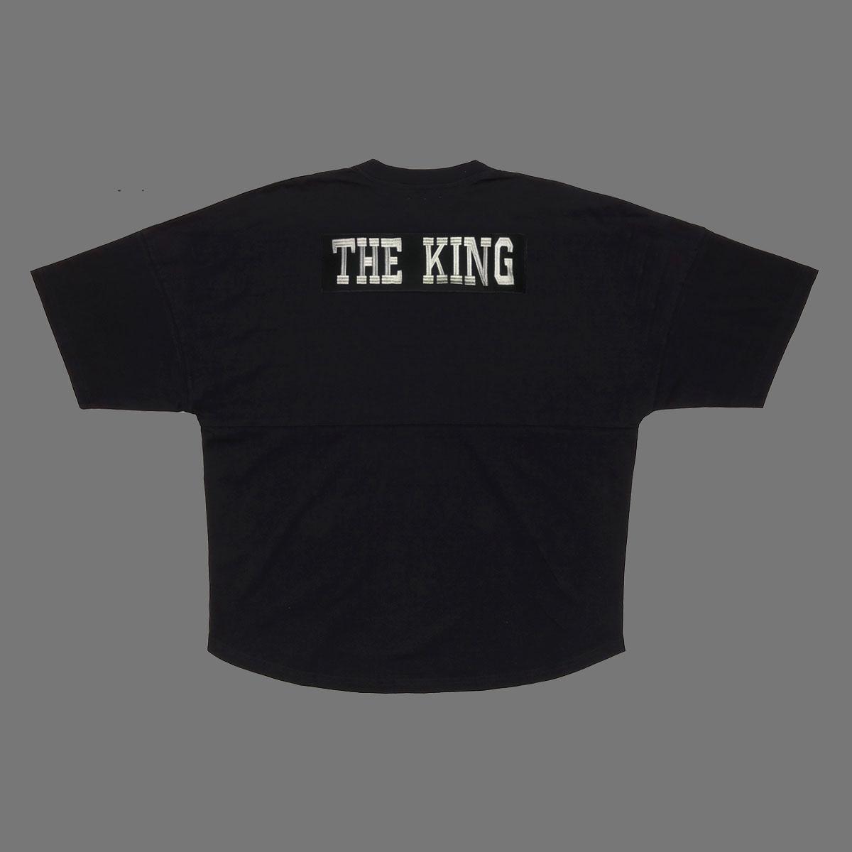 Oversize T-shirt - Black