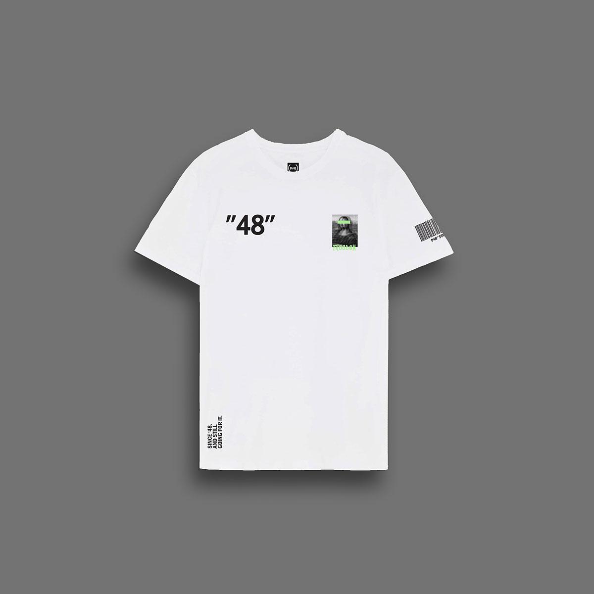 Still Going For It T-shirt - White