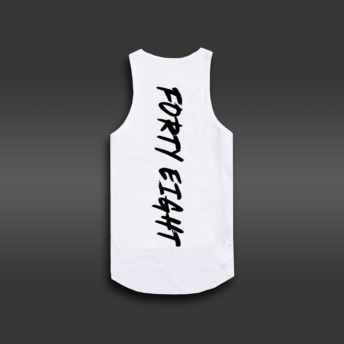Summer Vibes Tank-top - White