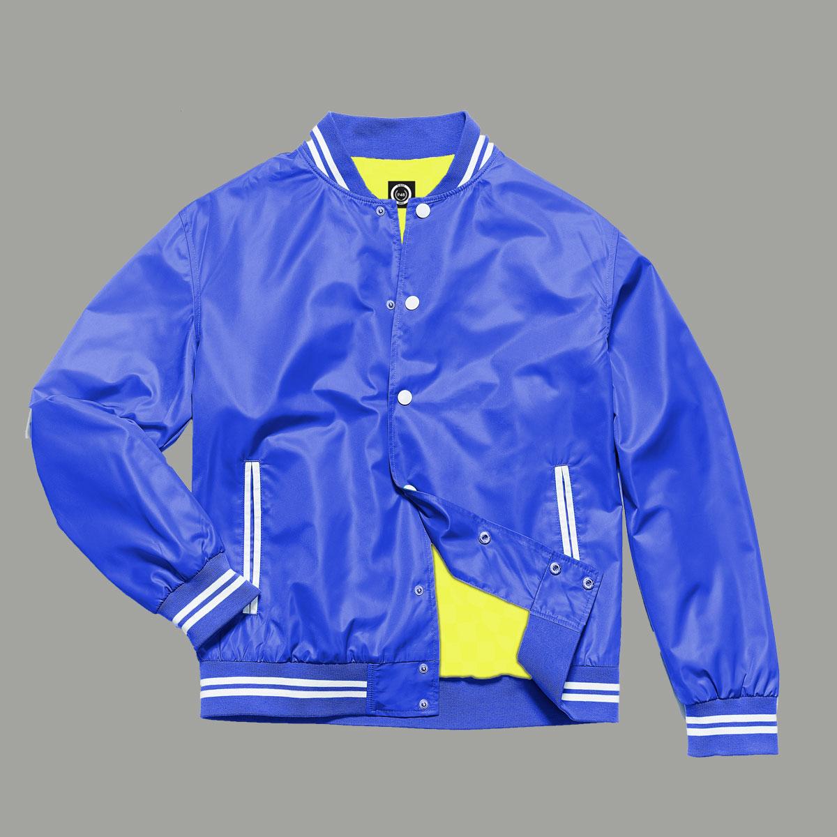 WaterProof American Jacket - Blue