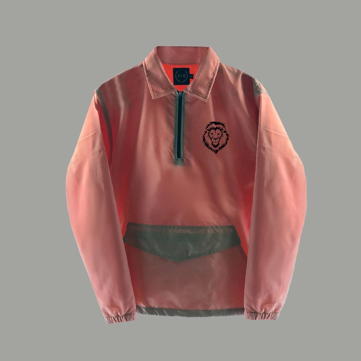 Lion Waterproof Jacket - Beige