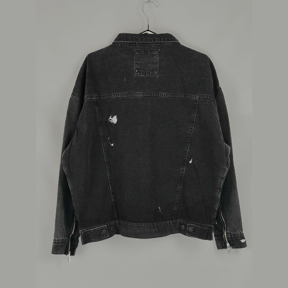 Jeans Jacket - Black