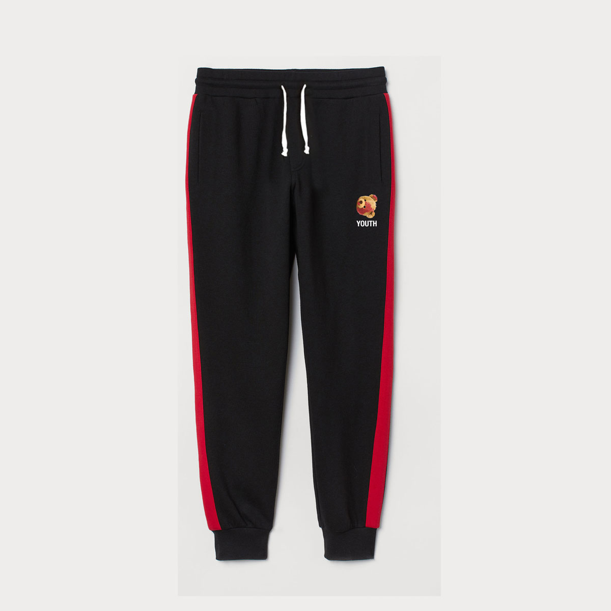 Kill The Bear Jogger Pants - Black
