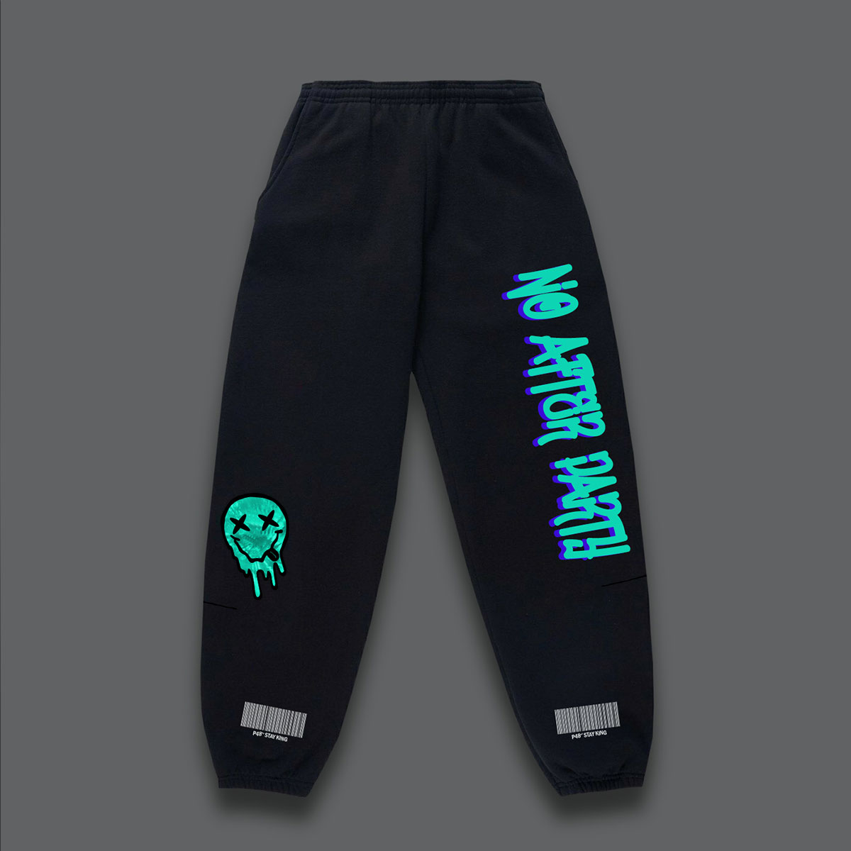 No After Party Pants - Black