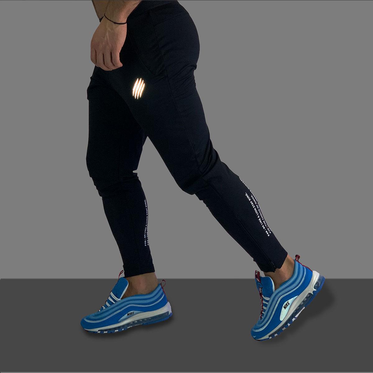 P48 Dri-fit Pants - Black