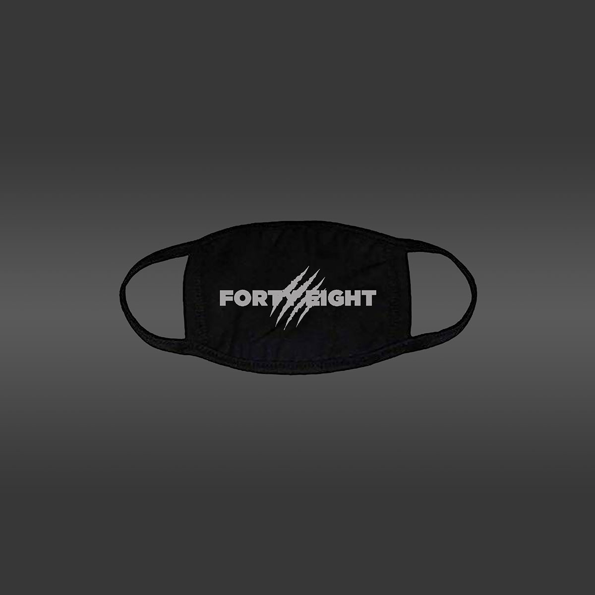 FortyEight Mask - Black