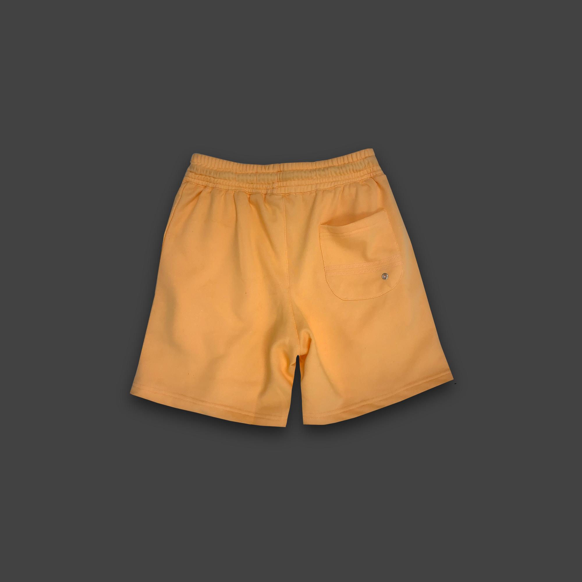 Since '48 Shorts - Pastel Orange