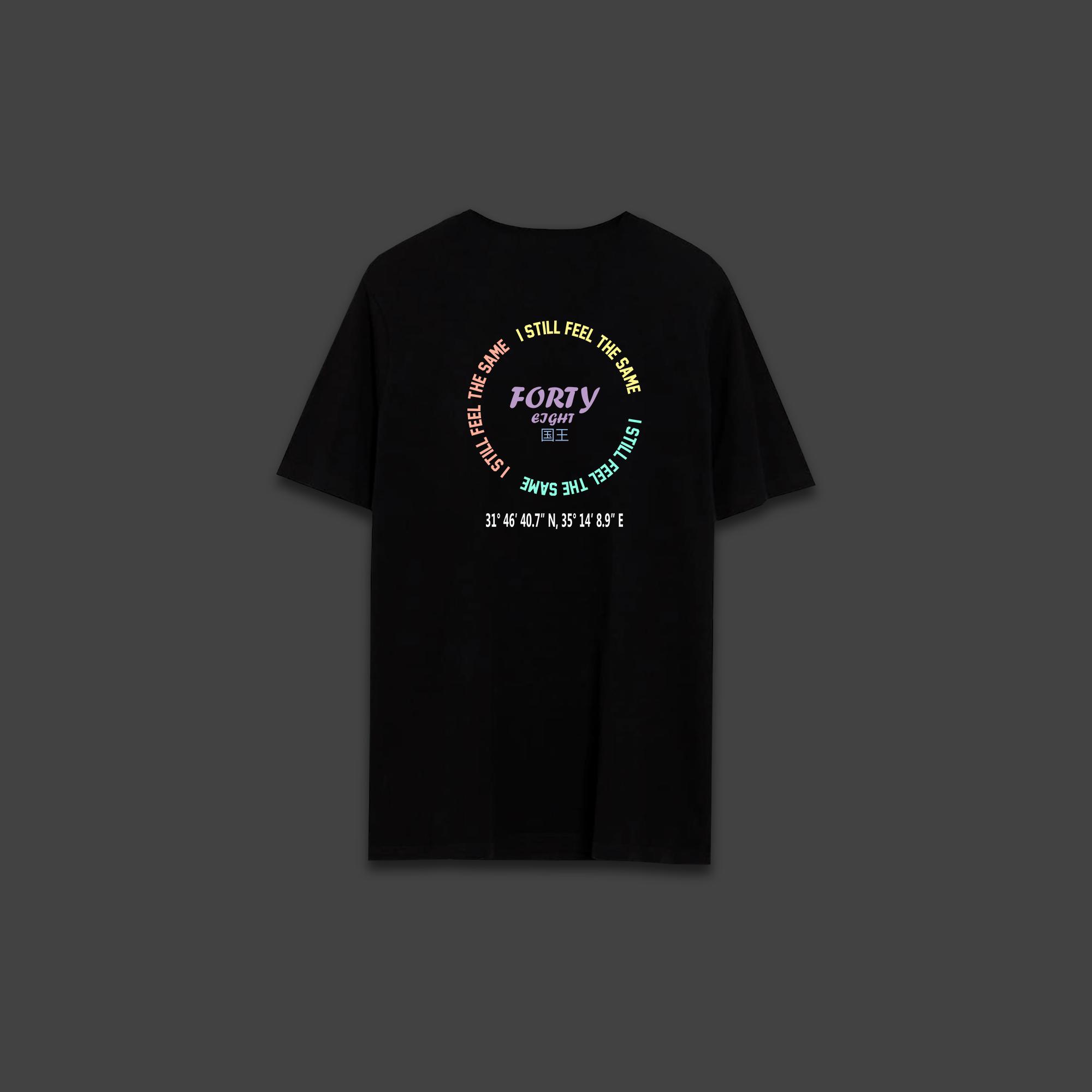 I still feel the same T-shirt - Black